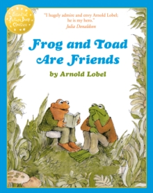 Frog and Toad : Frog and Toad are Friends, Paperback