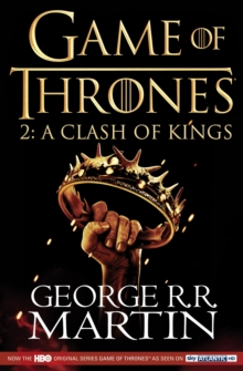 A Clash of Kings: Game of Thrones Season Two, Paperback