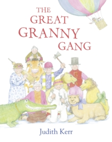 The Great Granny Gang, Paperback