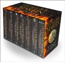A Game of Thrones: The Story Continues : The Complete Boxset of All 7 Books, Multiple-item retail product