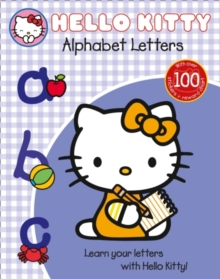 Learn with Hello Kitty: Alphabet Letters, Paperback