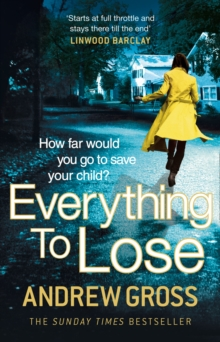 Everything to Lose, Paperback Book