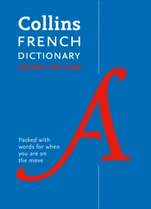 Collins French Dictionary Pocket Edition : 60,000 Translations in a Portable Format, Paperback