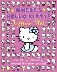 Where's Hello Kitty? Fashion Star, Paperback