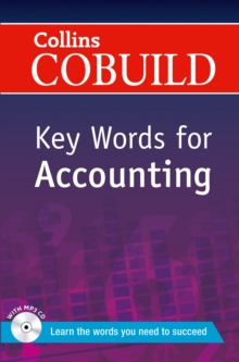 Collins Cobuild Key Words : Key Words for Accounting: B1+, Paperback