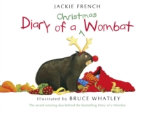 Diary of a Christmas Wombat, Paperback Book