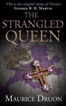 The Strangled Queen, Paperback Book