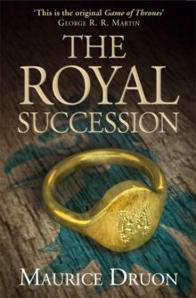 The Royal Succession (the Accursed Kings, Book 4), Paperback