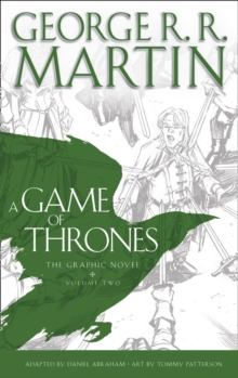 A Game of Thrones: Graphic Novel, Volume Two : Volume two, Hardback