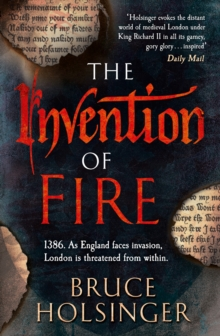The Invention of Fire, Paperback Book