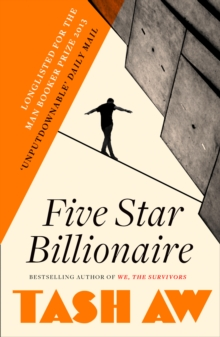 Five Star Billionaire, Paperback Book