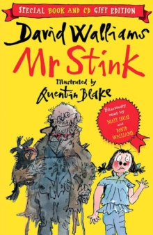 Mr Stink, Mixed media product Book
