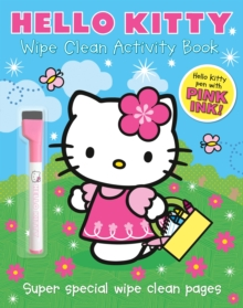 Hello Kitty - Wipe Clean Activity Book, Paperback