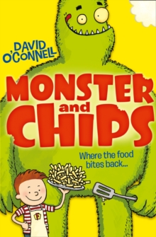 Monster and Chips, Paperback Book