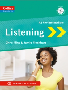 Collins English for Life: Skills : Listening: A2, Paperback