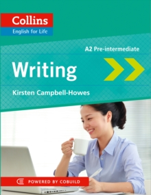Collins English for Life: Skills : Writing: A2, Paperback