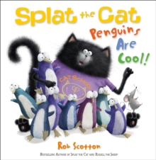 Splat the Cat - Penguins are Cool!, Paperback