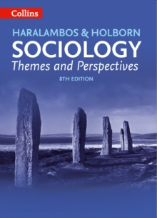 Haralambos and Holborn : Sociology Themes and Perspectives, Paperback