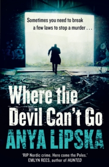 Where the Devil Can't Go, Paperback Book