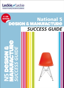 National 5 Design and Manufacture Success Guide, Paperback