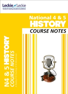 National 4/5 History Course Notes, Paperback