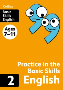 Collins Practice in the Basic Skills : English Book 2, Paperback