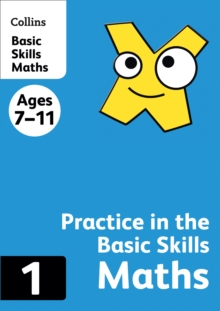 Collins Practice in the Basic Skills : Maths  Book 1, Paperback