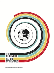 The Infographic History of the World, Hardback
