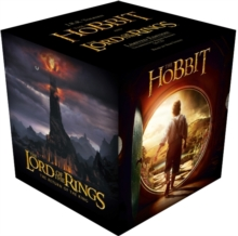 The Hobbit and Lord of the Rings Complete Gift Set, CD-Audio