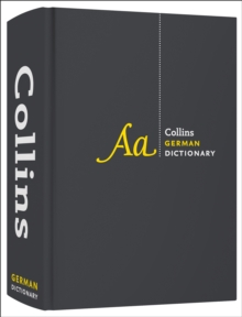 Collins German Dictionary, Hardback Book