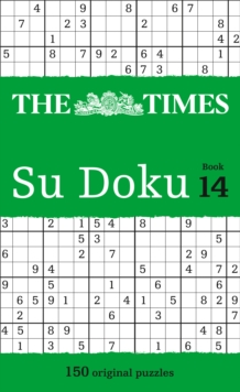The Times Su Doku Book 14, Paperback Book