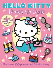 Hello Kitty - Dress Up Dolls, Paperback