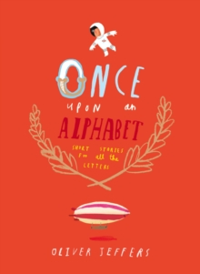 Once Upon an Alphabet, Hardback