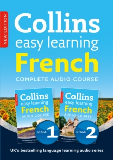 Easy Learning French Audio Course: Language Learning the Easy Way with Collins, CD-Audio