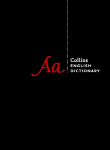 Collins English Dictionary : Over 700,000 Words and Phrases, Hardback Book