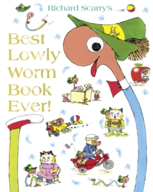 Best Lowly Worm Book Ever, Hardback