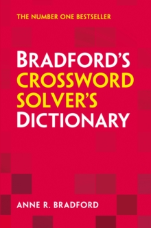 Collins Bradford's Crossword Solver's Dictionary, Paperback
