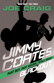 Jimmy Coates: Blackout, Paperback