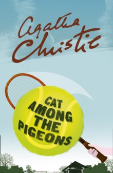 Poirot : Cat Among the Pigeons, Paperback