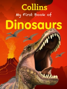 My First Book of Dinosaurs, Paperback