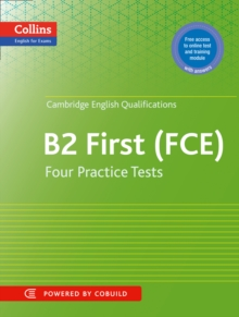 Collins Cambridge English - Practice Tests for Cambridge English: First : FCE, Paperback