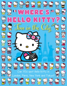 Hello Kitty : Where's Hello Kitty: Fun in the City Part 1, Paperback