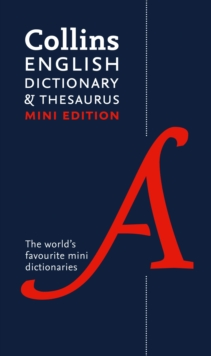 Collins Mini Dictionary & Thesaurus, Paperback