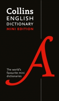 Collins Mini English Dictionary [5th Edition], Paperback Book