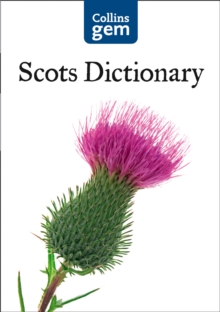 Collins Gem Scots Dictionary, Paperback