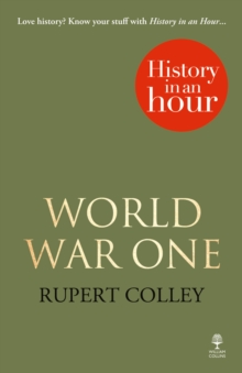 World War One: History in an Hour, Paperback