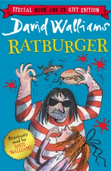 Ratburger, Mixed media product Book