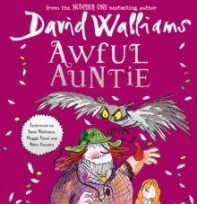 Awful Auntie, CD-Audio