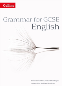Aiming for : Grammar for GCSE English, Paperback Book
