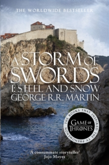 A Storm of Swords : Steel and Snow (a Song of Ice and Fire, Book 3) Part 1, Paperback